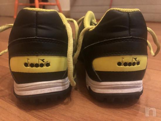 Scarpe calcetto diadora  foto-38963