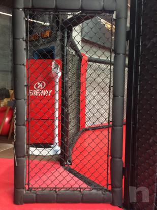 Gabbia ring per MMA nuovissima foto-39042