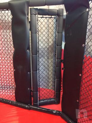 Gabbia ring per MMA nuovissima foto-39043