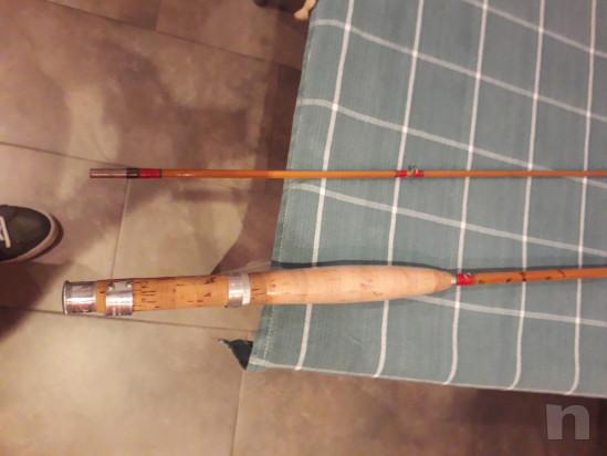 Canna da pesca Mosca Hardy foto-39048