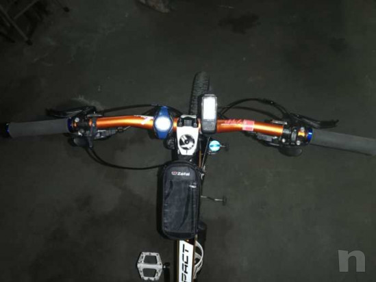 Mountain bike Hibike full modello Impact RC foto-39112