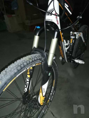 Mountain bike Hibike full modello Impact RC foto-39110