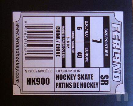 Pattini Hockey su ghiaccio foto-39156