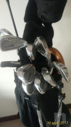 sacca da golf texan come nuovo foto-39221