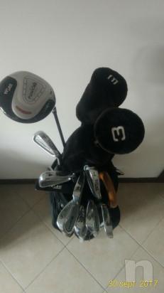 sacca da golf texan come nuovo foto-39220