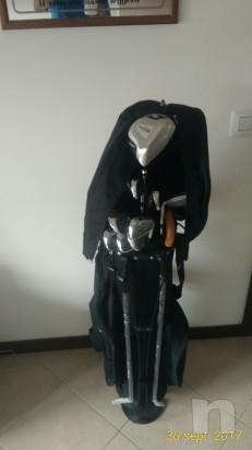 sacca da golf texan come nuovo foto-39219