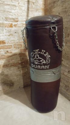 SACCO da BOXE Boxing Duran foto-39225
