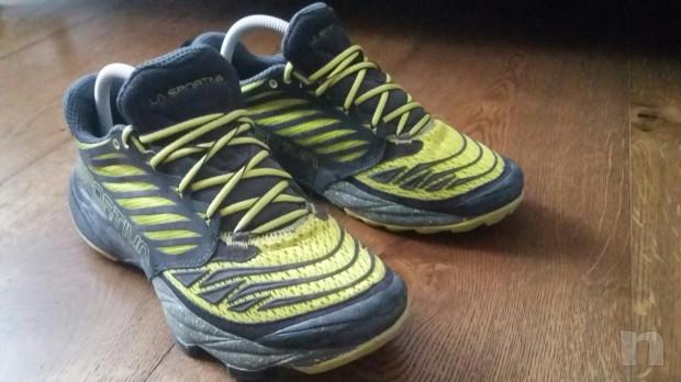 La Sportiva - Akasha - Scarpa Uomo Outdoor - Mountain Trail Running Footwear foto-20136