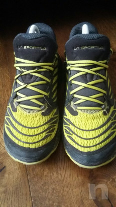 La Sportiva - Akasha - Scarpa Uomo Outdoor - Mountain Trail Running Footwear foto-39278