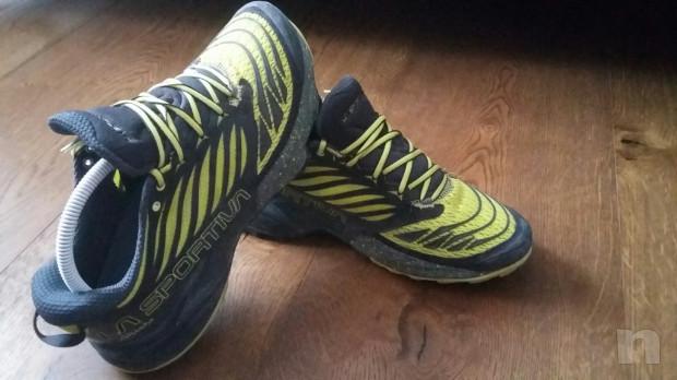 La Sportiva - Akasha - Scarpa Uomo Outdoor - Mountain Trail Running Footwear foto-39276