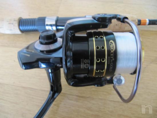Mitchell canna da pescaspinning completa foto-39330