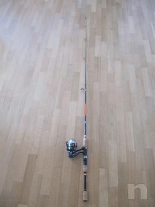 Mitchell canna da pescaspinning completa foto-20151