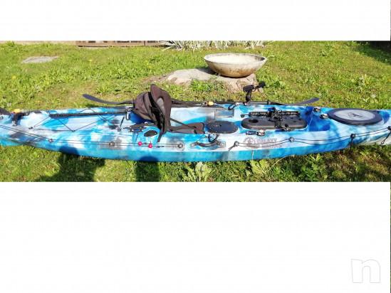 kayak da pesca o escursionismo foto-39418