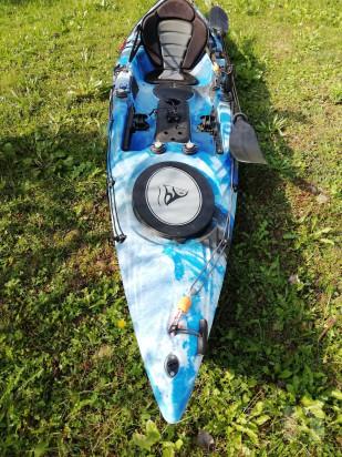 kayak da pesca o escursionismo foto-39416
