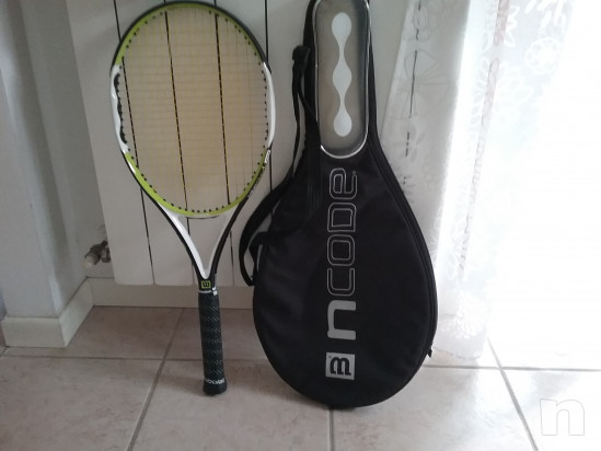 Racchette tennis,Wilson Sting Aereoforce, foto-20194