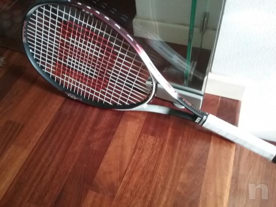 Racchette tennis,Wilson Sting Aereoforce, foto-39423