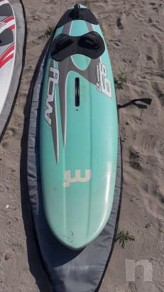 Tavola wind surf mistral 66 concept foto-20221