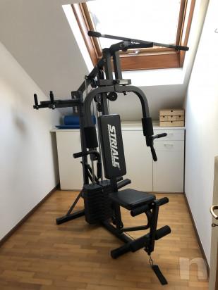 Palestra Striale Fitness Partner SH-537-2 foto-39540