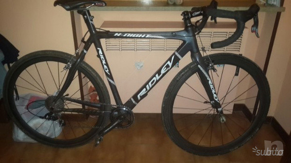 Ridley ciclocross foto-39550