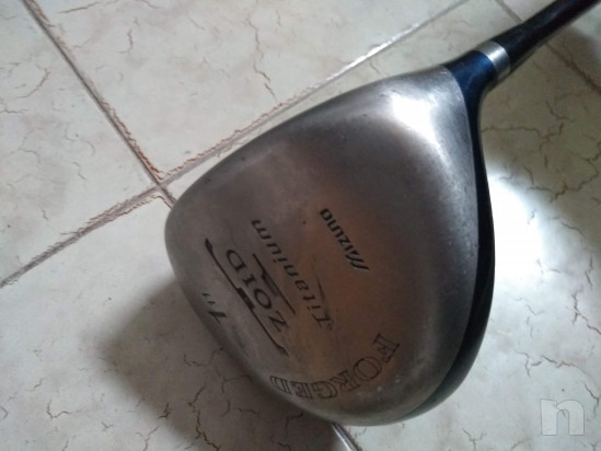 Driver Mizuno T-Zoid Forged 1 11° Accel-Arc Carbon Fibre Regular Shaft foto-20294