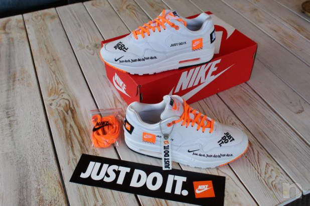 Nike air max 1 just do it pack edition limited nuove foto-39727