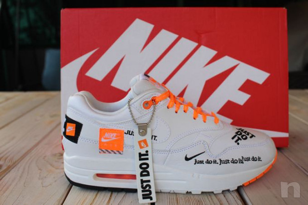 Nike air max 1 just do it pack edition limited nuove foto-20350