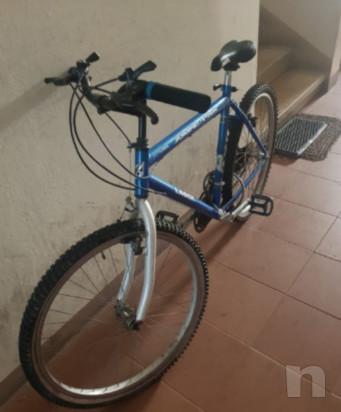 Bicicletta MTB blue sky light professionale foto-20354