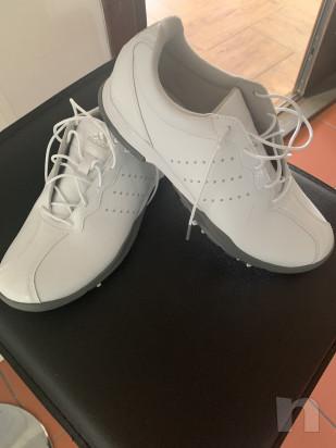 Vendo scarpe e abbigliamento golf foto-20411