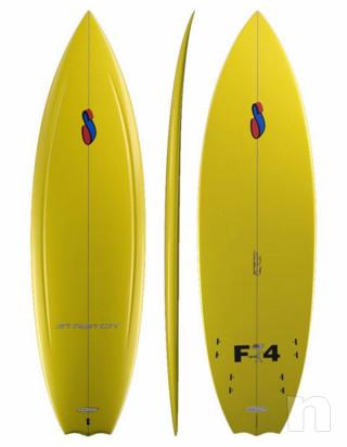 Surfboard Shortboard Stretch F4 foto-39855