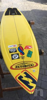 Surfboard Shortboard Stretch F4 foto-39854
