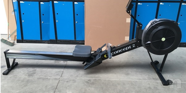 Concept2 Rower Modell D Indoor PM5 Nuovo foto-20422