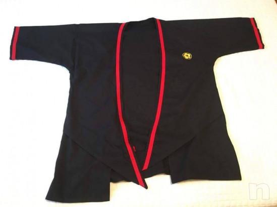 KIMONO da Kung Fu foto-39864