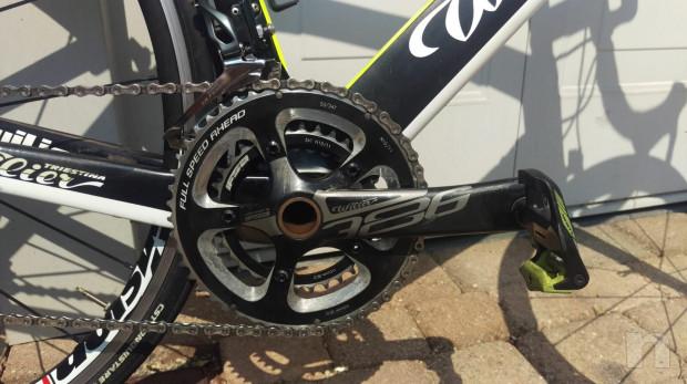 Bici da corsa Wilier Triestina 101 air monoscocca corboniod taglia L foto-39870