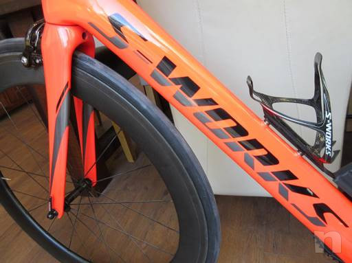 Specialized S-Venge carbonio Opere DI2 Road Race team ruote bici Ultegra ZIpp ti 2018 foto-39895
