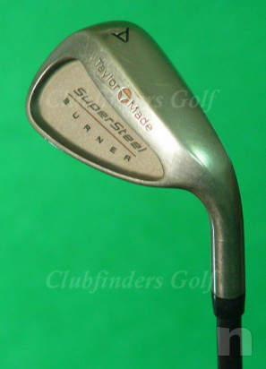 TaylorMade Burner Supersteel AW Approach Wedge R-80 Bubble Graphite Regular foto-20457
