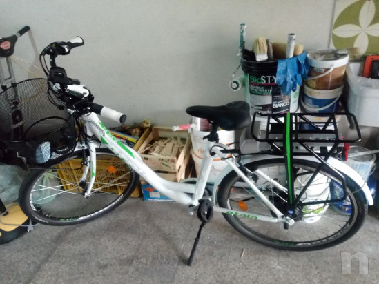 Bici elettrica marca Atala foto-20463