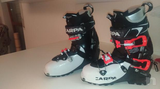 scarpone da scialpinismo donna 3 ganci Scarpa Gea RS n. 24 foto-20479
