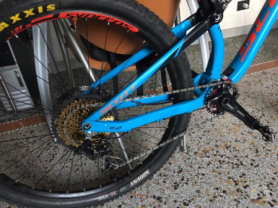 Mtb Scott Genius 29 foto-40050