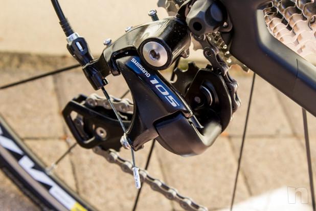 bici da corsa cube attain GTC pro carbon 2018 foto-40108