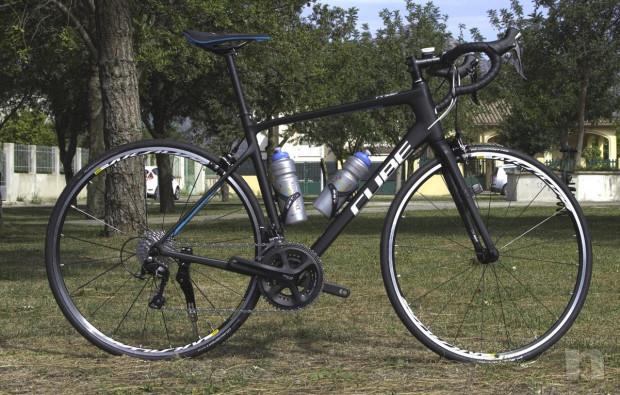 bici da corsa cube attain GTC pro carbon 2018 foto-20557
