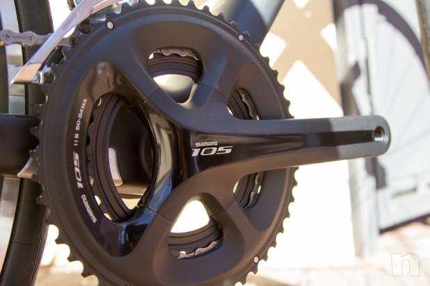 bici da corsa cube attain GTC pro carbon 2018 foto-40107