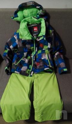 Completo snowboard ragazzo foto-20578