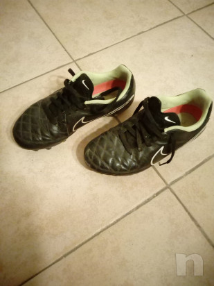scarpe calcio bimbo tg.33 foto-20611