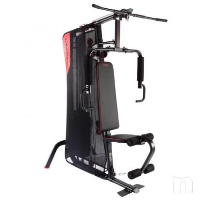 Attrezzo a carichi guidati home gym compact foto-40316