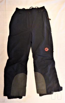 Pantaloni Mammut sci alpinismo cascate foto-20680