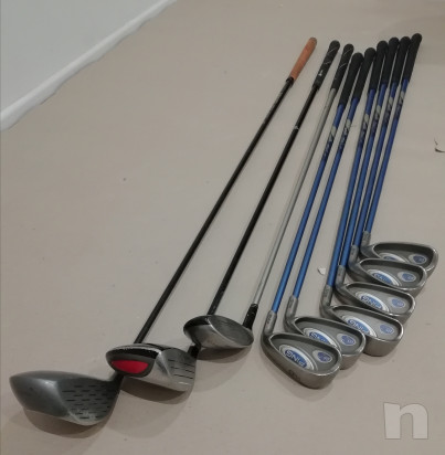 Set  MAZZE  lady   SACCA GOLF foto-20717