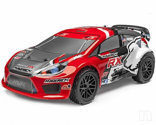 Maverik rally 1/10 brushless foto-40576