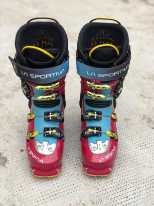 Scarponi sci alpinismo donna - Sparkle 2.0 La Sportiva foto-20752