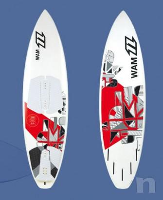 Tavola da Kite North WAM 2013 surfino 5'8