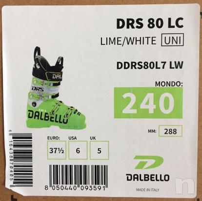 Scarponi sci Dalbello DRS 80 foto-40702
